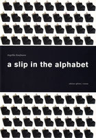 a slip in the alphabet Angelika Kaufmann
