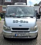Montagefahrzeug SD-Bau