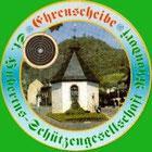 Ehrenscheibe St. Hubertus Schützengesellschaft e.V.