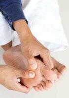Die diabetische Nervenstörung eine häufige Folgeerkrankung des Diabetes