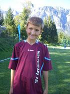 Ortner Fabian mit 3 Toren