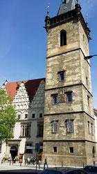 Neustädter Rathausturm, Prag