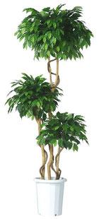人工樹木ミックスフィカストピアリートリプルバインH1800