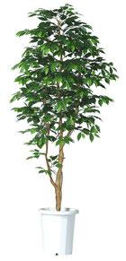 人工樹木ミックスフィカスシングルバイン H2100