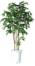 人工樹木ミックスフィカスシングルバインH1500