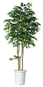 人工樹木ミックスフィカストリプルH1800