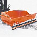 Schneeschieber - Staplerschaufeln
