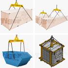 Container-Traversen