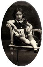Catherine Paysan enfant