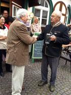 Luca Bortoli feierte 80. Geburtstag