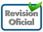 Revisión oficial