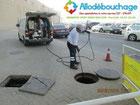 Technicien conseil Débouchage canalisation Le Havre Normandie