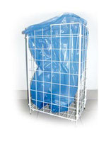 Müllbeutel- Abfall- Gitterkorb