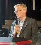 Sprach über Zauber und Entzauberung: Dr. Jelko Peters. Foto: Ulrichs