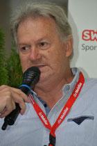 OK-Präsident Ueli Schumacher