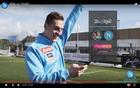 ナポリFWミリクとTinderで交流?デートアプリとサッカークラブのユニークな応援企画