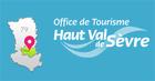 logo de l'Office de Tourisme du Haut-Val de Sèvre