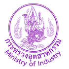 Logo of Thailand Ministry of Industry