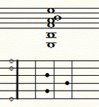 Esus4(add b9)