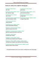 Wortgruppen, Wortarten, Satzglieder
