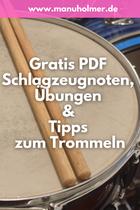 PDF Schlagzeugnoten