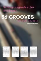 Schlagzeugnoten für Anfänger PDF Freebie