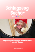 Schlagzeug Buch für Kinder Empfehlungen