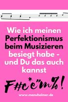 Musik und Perfektionismus