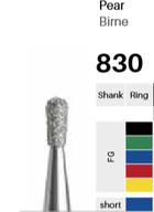 FG-Diamant 830, Birne