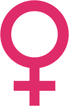 Weiblichkeitssymbol