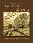 Hausboot Zeitreise Cover Titelseite