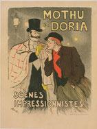 Mothu et Doria (1896-1900)
