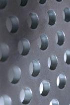 Perforación de placas. Corte con plasma CNC. Gummer Metal Hermosillo.