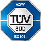 TÜV Siegel für das Qualitätsmanagement der fuu-sachsen