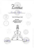 Chakra Lehre