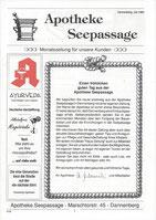 Kundenzeitung 1990 Ausgabe #1