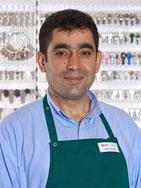 Sprint Mitarbeiter Herr Adigüzel