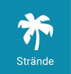 Strand, Strände auf Aruba