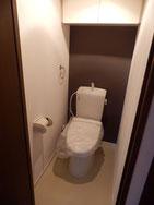 アフター 美しすぎるトイレ