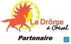 La Drôme à Cheval, randonnées équestres