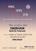 Member DMC n. 829