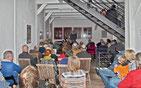 Ausstellungseröffnung im Kunsthaus am Markt Schmalkalden