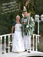 Prinz Udo I. & Prinzessin Rosi I. Reinartz, 2019