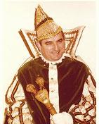 Prinz Dieter I. Wunsch, 1980