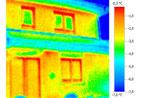 Thermographiebild, Bildvergrößerung durch Mausklick