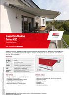 Download Produktinfo WAREMA Terrea K60