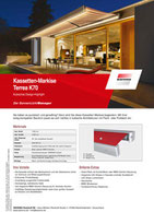 Download Produktinfo Terrea K70