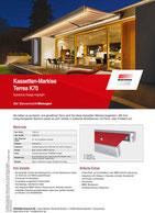 Download Produktinfo WAREMA Terrea K70