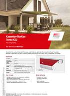 Download Produktinfo WAREMA Terrea K50