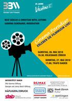 Konzert Plakat Cinema Paradiso Filmmusik